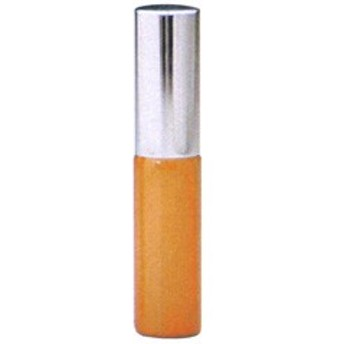 【香水 ヒロセ アトマイザー】HIROSE ATOMIZER メンズ ガラスアトマイザー メタルポンプ 78100 (SVメンズAT オレンジ) 5ml