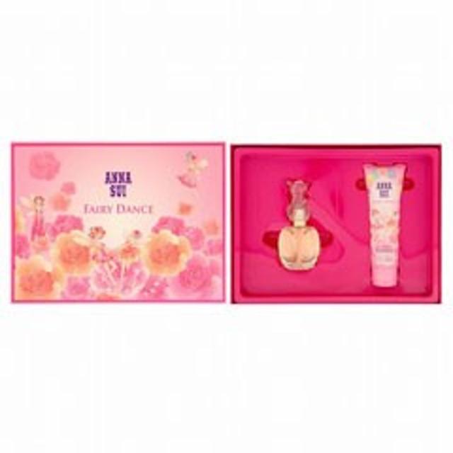 【香水 アナスイ】ANNA SUI シークレット ウィッシュ フェアリーダンス ボックスコフレ (セット) (箱なし) 30ml/90ml 香水