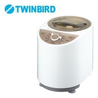 TWINBIRD/ツインバード 【在庫限り】MR-D428W コンパクト精米機 (ホワイト) 【1〜4 合】