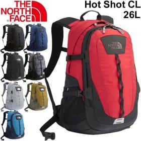 リュックサック バックパック メンズ レディース ノースフェイス THE NORTH FACE ホットショット クラシック Hot Shot CLL 26L/デイパック/ NM71862