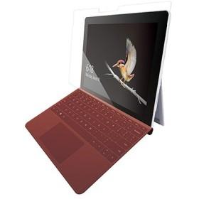 Surface Go 液晶保護ガラスフィルム DragontrailX採用 0.33mm┃TB-MSG18FLGGDT アウトレット エレコム わけあり