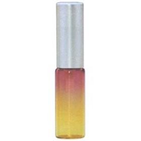 グラデーションカラー ガラスアトマイザー 58075 (MSグラデ アルミキャップ ピンク/イエロー) 4ml