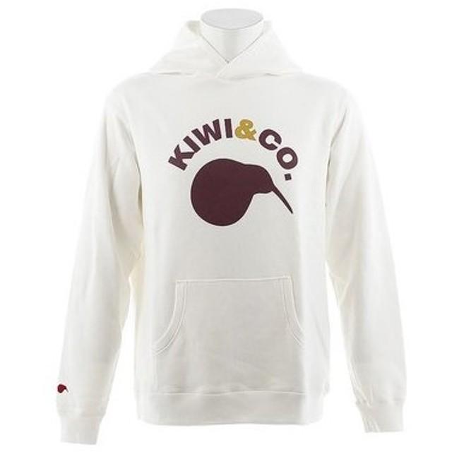 エディットオブキウィ(edit of KIWI) ゴルフウェア メンズ ニューキウィスウェットパーカ 83EK7SW03100M-C001 (Men's)