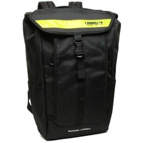 マイケルリンネル バッグパック メンズ レディース MICHAEL LINNELL ML025 ブラック