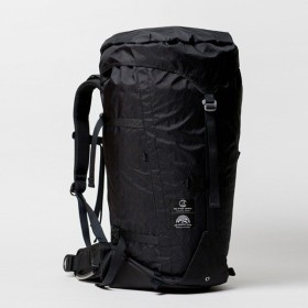 サードアイチャクラ The 3rd Eye Chakra The Back Pack #002 50L Black