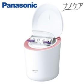 パナソニック スチーマー ナノケア W温冷エステ EH-SA99-P ピンク調