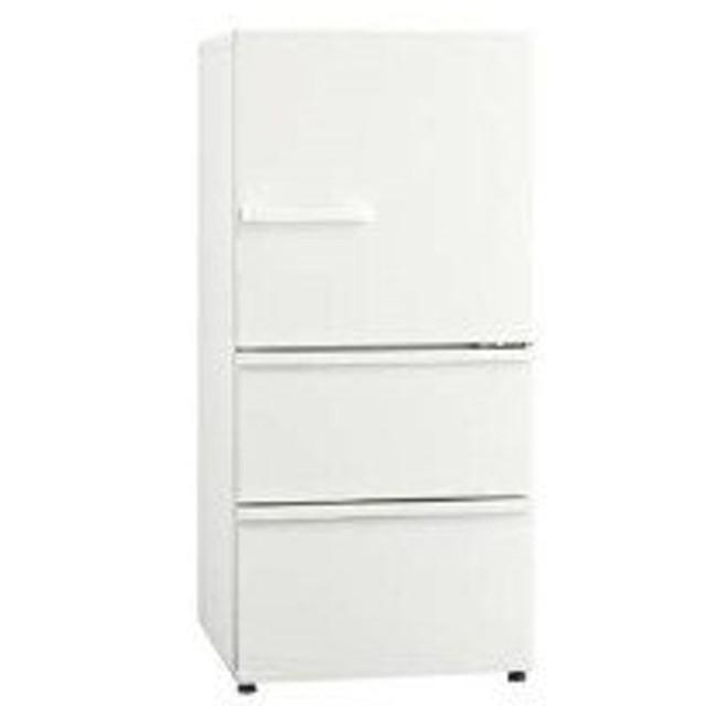 AQUA(アクア) 【標準設置無料】AQR-SV24G-W 冷蔵庫 アンティークホワイト [3ドア /右開きタイプ /238L]
