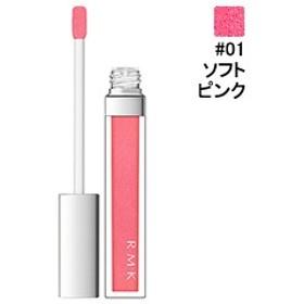 RMK (ルミコ) RMK RMK カラーリップグロス #01 ソフトピンク 5.5g 化粧品 コスメ RMK COLOR LIP GLOSS 01