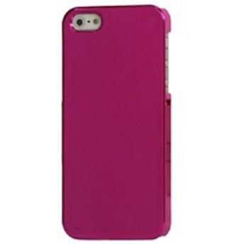 【iPhone SE ケース】iPhoneSE / iPhone5s iPhone SE iPhone 5s 超光沢ミラー効果ハードケースカバー ローズ 電化製品