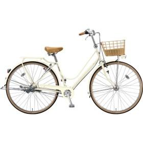 27型 自転車 カジュナ スイートライン デラックス(E.Xエッグシェルベージュ/3段変速/チェーンモデル) CS7TP【2019年モデル】