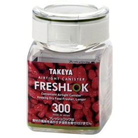 タケヤ フレッシュロック 角型 300 グリーン
