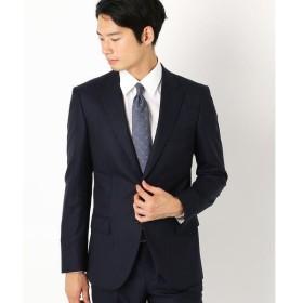 COMME CA ISM / コムサイズム 《セットアップ》super140'sヘリンボーン スーツジャケット