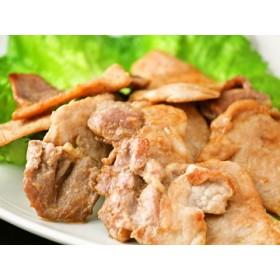 【送料無料 + ポイント10倍】【宮城】漢方三元豚 脂なしモモ厚切り仙台味噌風味