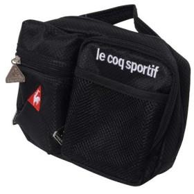 (セール)le coq sportif(ルコックスポルティフ) ゴルフ メンズその他バッグ ケース 多機能ポーチ QQ9236 N100 メンズ