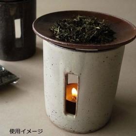 SHIKIKA 茶香炉 粉引き 24161