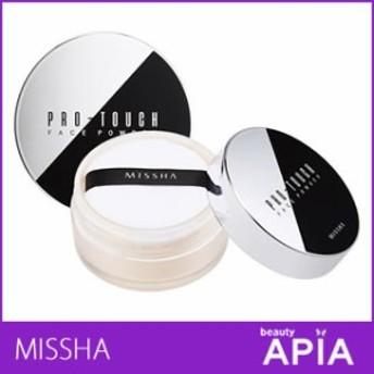 MISSHA (ミシャ) - ミシャ プロタッチ フェイス パウダー SPF15 (PRO TOUCH FACE POWDER) [2タイプ] 韓国コスメ