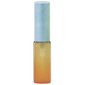 【香水 ヒロセ アトマイザー】HIROSE ATOMIZER MSシャーベット ガラスアトマイザー 58102 アルミキャップ オレンジ 4ml