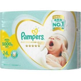 P&G パンパース はじめての肌へのいちばん 新生児より小さめ 24枚入り ベビー・キッズ用品
