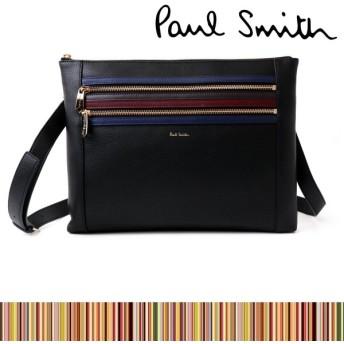 ポールスミス Paul Smith バッグ ボディーバッグ メンズ サコッシュ 2way PSN482