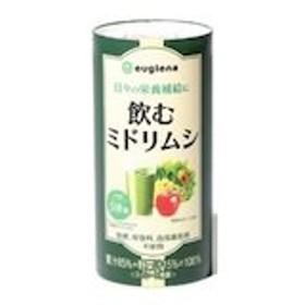 野菜ジュース 飲むミドリムシ  195g パック 15 本  ( 15 本    1 ケース ) ユーグレナ