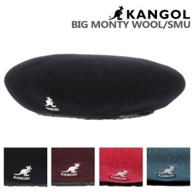 KANGOL カンゴール SMU ウール ビッグ モンティ ベレー帽 188169502