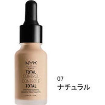 NYX Professional Makeup(ニックス) TTLコントロール DP ファンデーション 07 カラー・ナチュラル 13ml