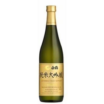 日本酒 純米大吟醸  720ml 瓶 6 本  ( 6 本    1 ケース ) 白鶴