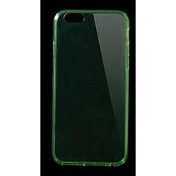【iPhone 6s / iPhone 6】 iPhone6s ケース / iPhone6 ケース 4.7 inch 超薄型軽量 ハードケースカバー クリア グリーン