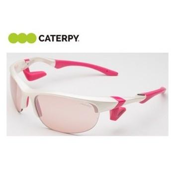 CATERPY/キャタピー CAF-102C-7S 《ノーズパッドレス》スポーツサングラス エアフライ【レディースサイズ】(パールホワイト)