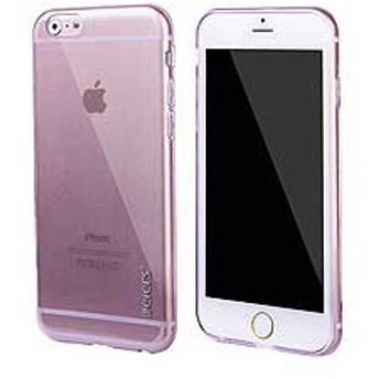 【iPhone 6s / iPhone 6】 iPhone6s ケース / iPhone6 ケース 4.7 inch 超薄型軽量 ハードケースカバー クリア パープル