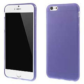 iPhone6s Plus / iPhone6 Plus ケース 5.5 inch 超薄型軽量 ハードケースカバー ライトパープル電化製品