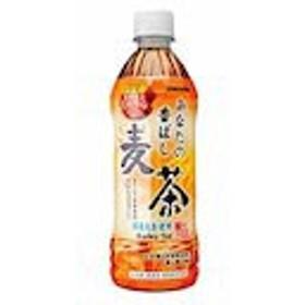 お茶 あなたの 香ばし麦茶  500ml ペットボトル 24 本  ( 24 本    1 ケース ) サンガリア