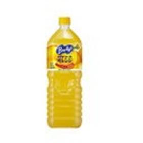 ジュース バヤリース オレンジ 1.5L ペットボトル 8 本  ( 8 本    1 ケース ) アサヒ