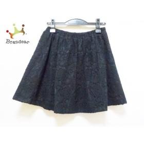 フリーズショップ FREE'S SHOP スカート サイズM レディース 美品 黒           スペシャル特価 20190402