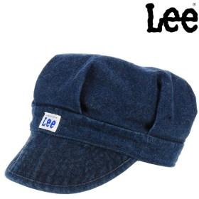Lee ワークキャップ メンズ レディース 100176305 リー 帽子 コットン デニム