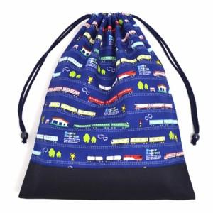 体操服入れ 巾着・大 体操服袋 N3351000 リボンシルエット