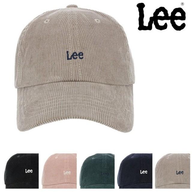 Lee キャップ レディース メンズ 187176001 リー 帽子 コーデュロイ