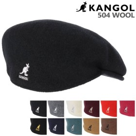 KANGOL カンゴール WOOL504 ハンチング 187169001