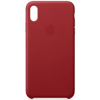 iPhone XS Max レザーケース (PRODUCT)RED MRWQ2FEA