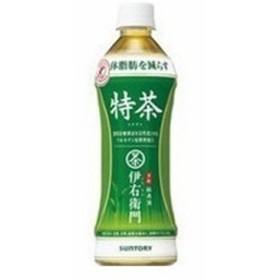 お茶 伊右衛門 特茶 緑茶 500ml ペットボトル 48 本  ( 24 本    2 ケース ) サントリー