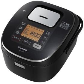 パナソニック Panasonic SR-HB107-K IH炊飯器 5.5合炊き ブラック 新品 送料無料