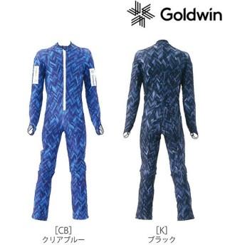 2018/2019モデル ゴールドウィン ジュニアスキーウェア JR GSワンピース