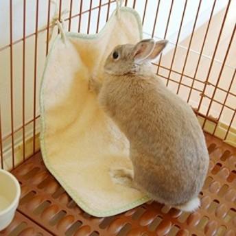 ミニアニマン ウサギのマットでほりほり 《ウサギちゃんの穴を掘りたい気持ちを 受けとめてくれる》【うさぎ おもちゃ】