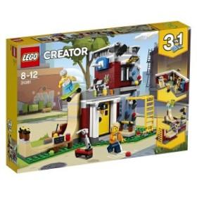 レゴ クリエイター スケボーハウス 31081 LEGO モジュール式 ブロック おもちゃ