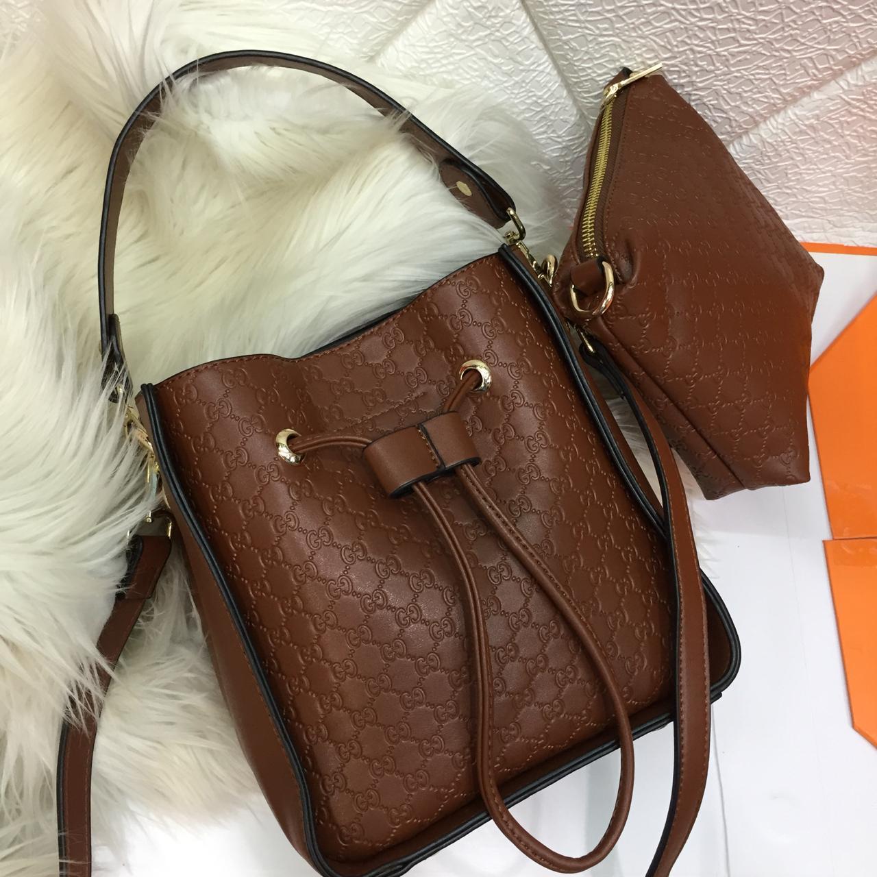 Tas Import Wanita Fashion Brown - List Harga Terkini dan Terlengkap 66e8012397