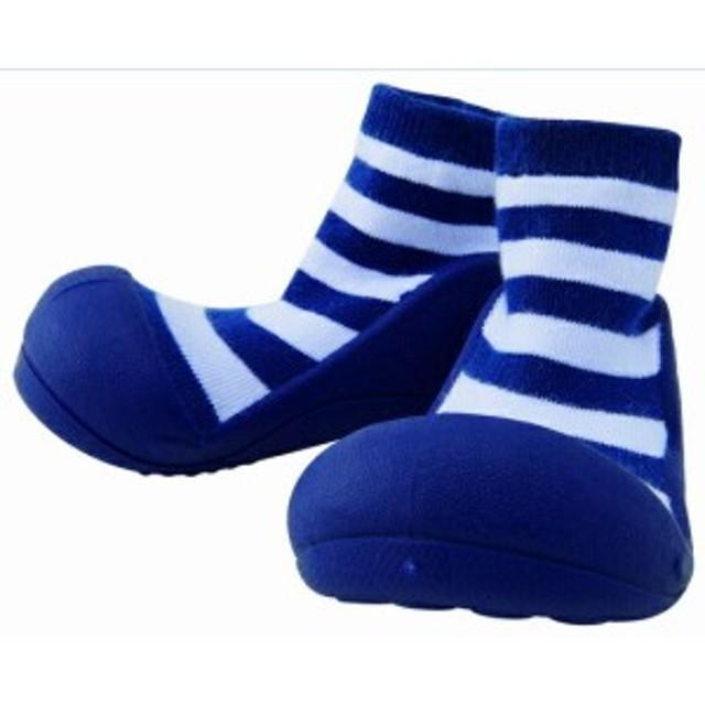 【送料無料】Baby feet/ベビーフィート カジュアルネイビー 12.5cm