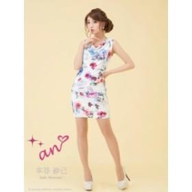 an ドレス ANドレス AOC-2225 アンミニドレス 【Andy アンディ】 送料無料 キャバ ドレス パーティードレス