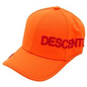 デサントゴルフ(DESCENTEGOLF) キャップ DGBMJC00-OR00 (Men's)