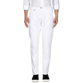《期間限定セール開催中!》LIU JO MAN メンズ ジーンズ ホワイト 44 コットン 98% / ポリウレタン 2%