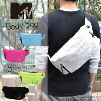 MTV ボディバッグ (MTV-005)